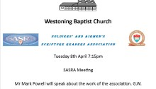 SASRA Meeting