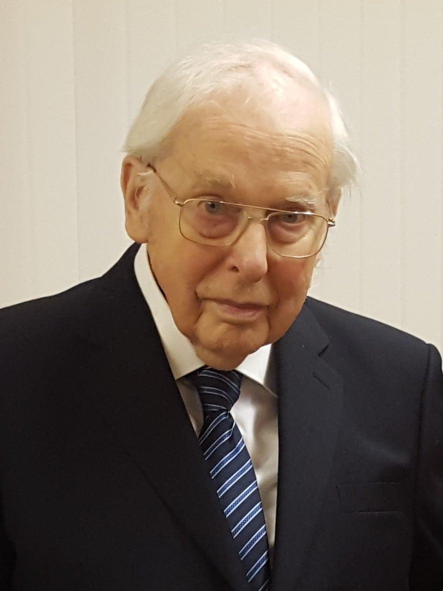 Tribute to Mr CE Dawson 1934 - 2020